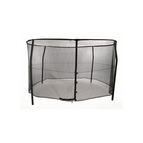 Jumpking 12' Enclosure System for all 12' Trampolines with 4 U-legs