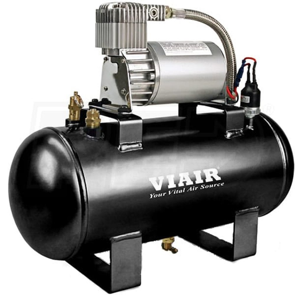 VIAIR 1.5 Gal Tank Air Source Kit Fast Fill-120