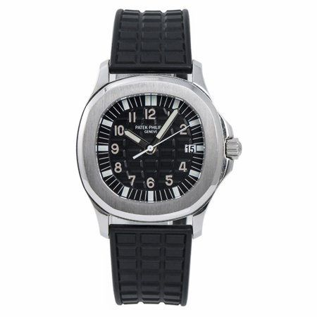 Pre-Owned Patek Philippe Aquanaut 5064 Steel 36mm  Watch (Certified Authentic &