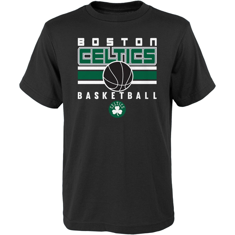Youth Black Boston Celtics Alternate T-Shirt