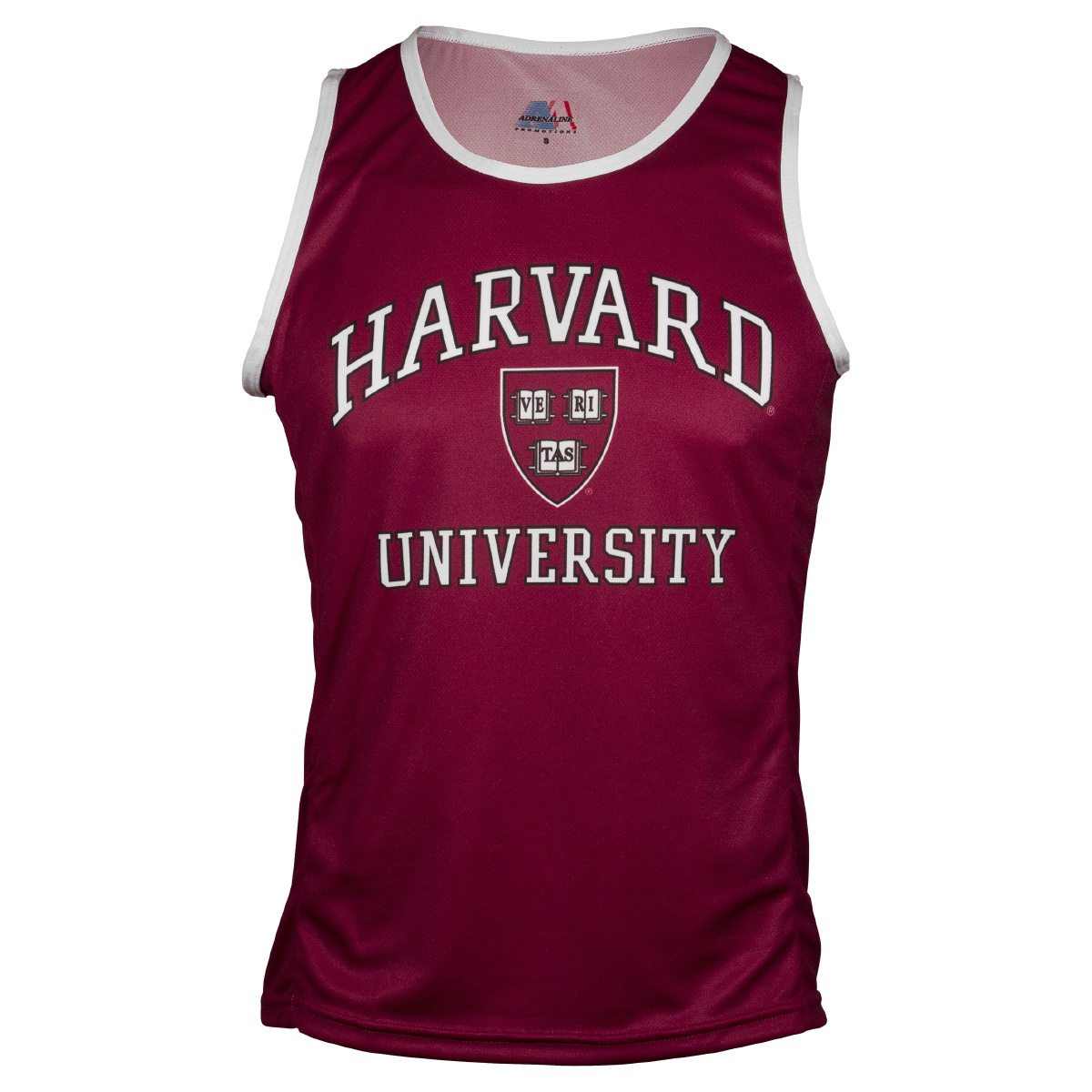 Adrenaline Promotions Harvard University Run/Tri Singlet