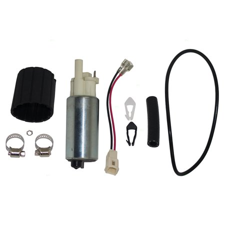BROCK Electric Fuel Pump w/ Installation Kit Replacement for Lincoln Blackwood Navigator XL1Z 9H307 DC E2254