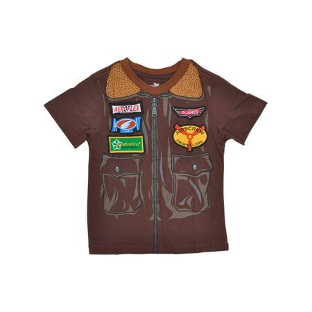 Toddler Boys Air Planes Pilot Jacket Costume