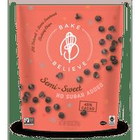 Bake Believe ,Keto-Friendly, Semi-Sweet Baking Chips, 9 oz