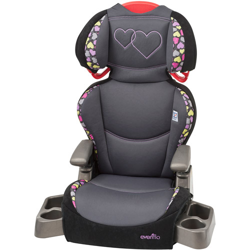 Evenflo - Big Kid DLX Booster Car Seat, Amelia