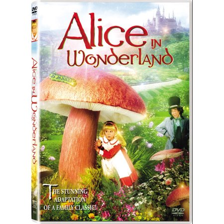Alice In Wonderland (DVD) - Alice In Wonderland Outdoor Decorations