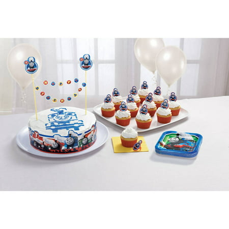 Thomas The Train All Aboard Cake Top Kit