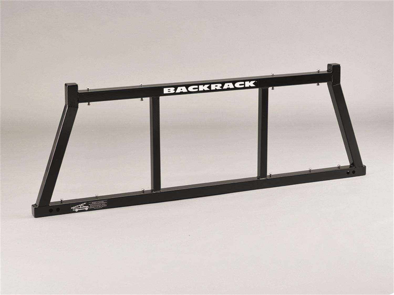 Truck Bed Over The Rail Headache Rack Tonneau Kit Steel Body 50201 ...