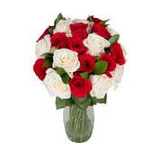 Delux Hold Me Closer Rose Bouquet40 cm - Farm Fresh - 1 Pack