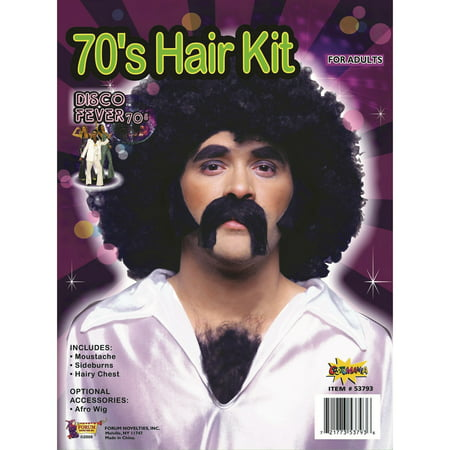 Disco Man Halloween Costume Kit - Funny Male Halloween Costumes Diy