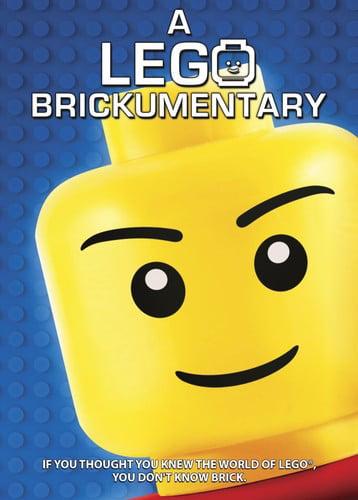 A Lego Brickumentary (DVD) by Lionsgate