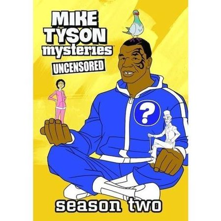 Mike Tyson Mysteries  The Complete Second Season