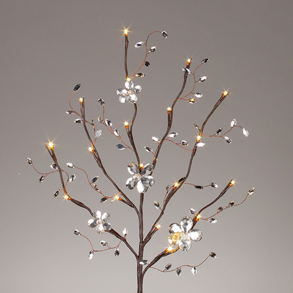 Gerson 41985 - 41985 Battery Operated Lighted Blossoms and Flowers