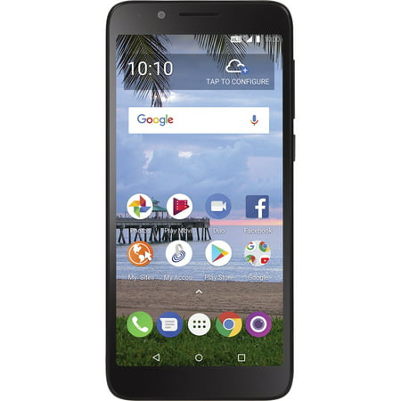 Total Wireless Alcatel TCL LX Prepaid Smartphone (Best Value Android Smartphone 2019)