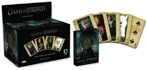 Game of Thrones Playing Cards by DARK HORSE