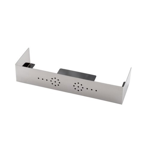 SMART Buffet Ware Oblong Stainless Steel Chafing Dish Windguard