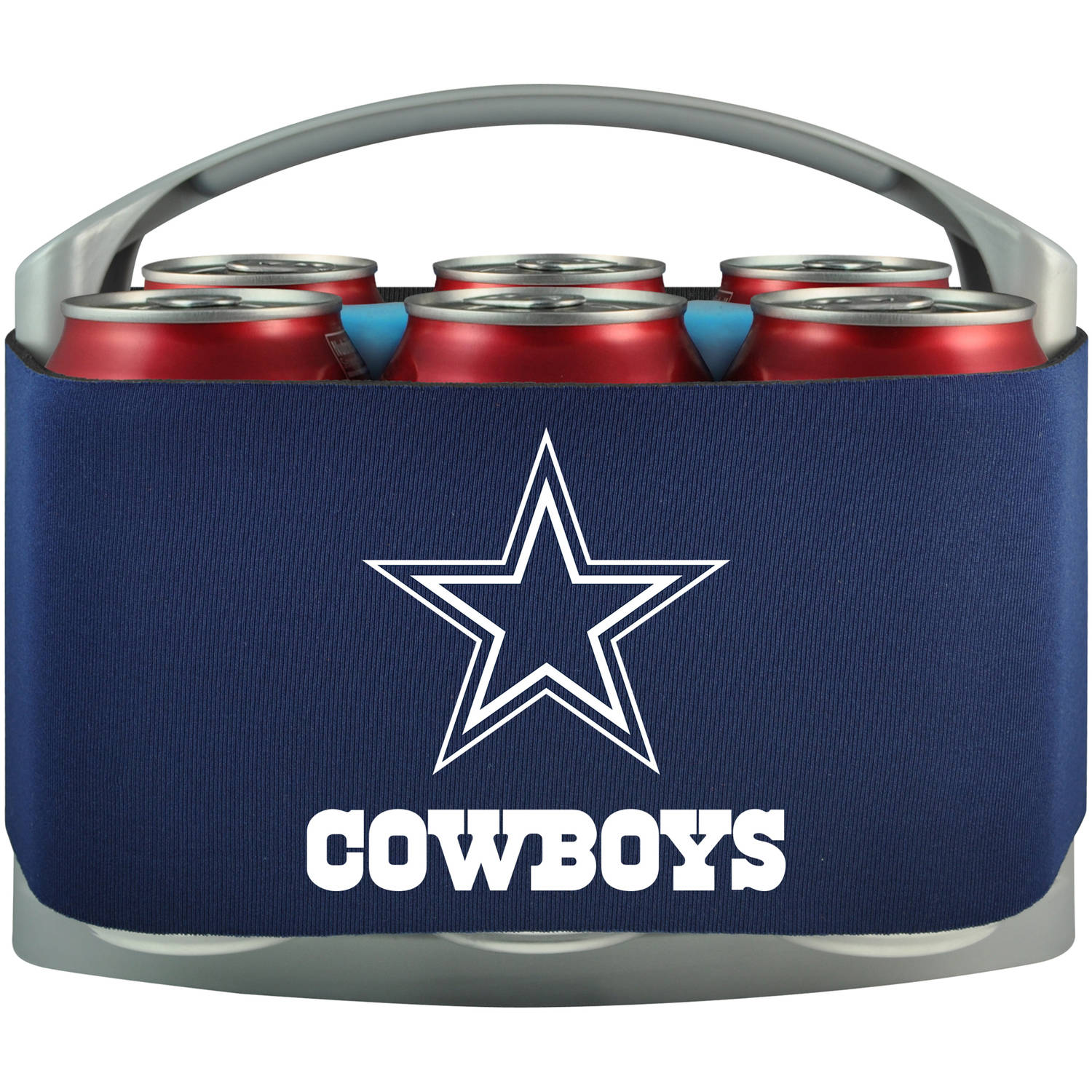 NFL Dallas Cowboys Cool 6 Cooler