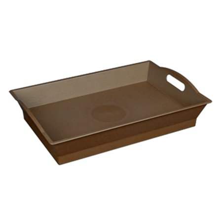 Little Butler Small Serving Tray Bark (Small Serving Tray)