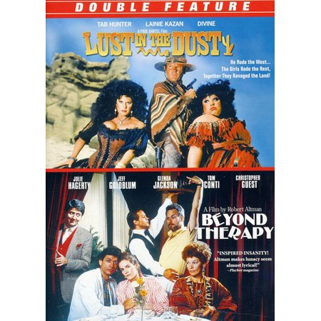 Beyond Therapy / Lust in the Dust (DVD)