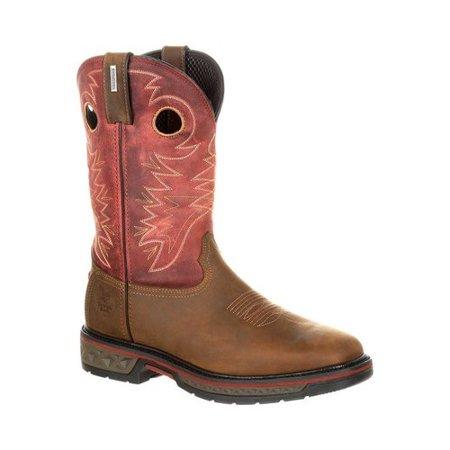 Men's Georgia Boot GB00222 Alloy Toe Carbo-Tec WP Pull-on