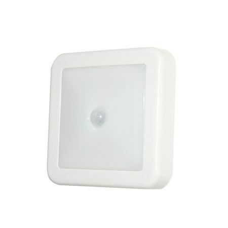 Intelligent LED Induction Lamp Square Sensor Induction Lamp Night Light Lamp for Bedroom Hallway - image 7 of 7