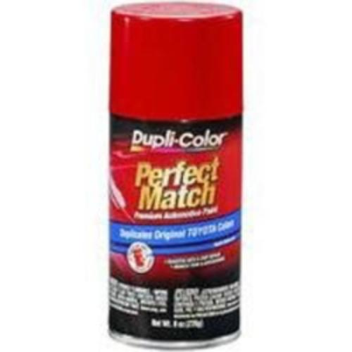 Krylon BTY1556 Perfect Match Automotive Paint, Toyota Super White Ii, 8 Oz Aerosol Can