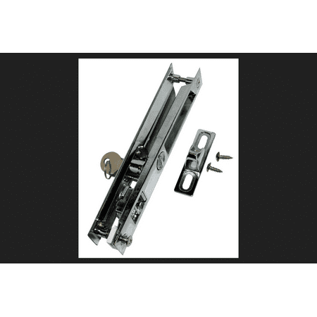 Barton Kramer Patio Door Lock Set With Key 6 58 In Walmart