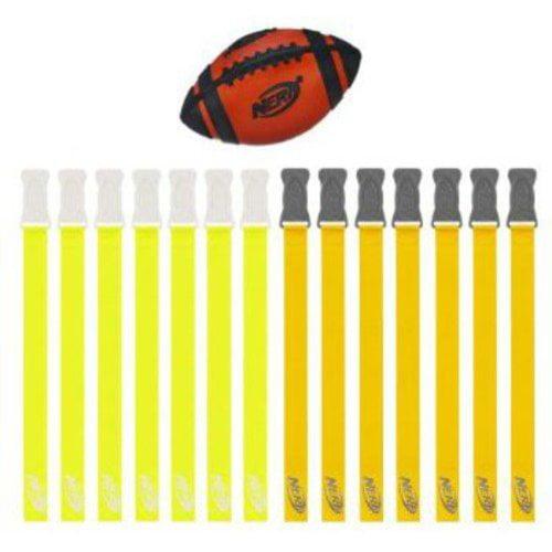 Nerf N-Sports Flag Football Set by Hasbro, Inc