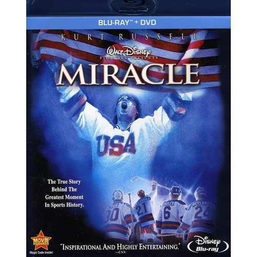 Miracle (Blu-ray   DVD) (Widescreen)