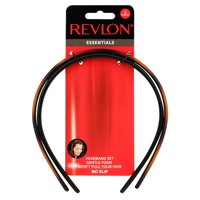 Revlon Soft Touch Headbands, 2 Count