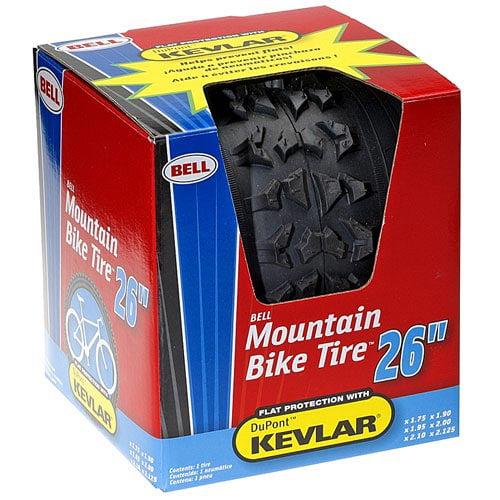 "Mountain 26"" Bike Tire with DuPont Kevlar"