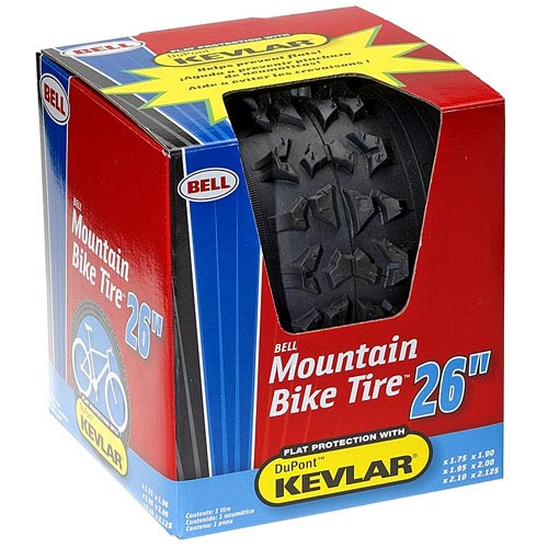 "Mountain 26"" Bike Tire with DuPont Kevlar"