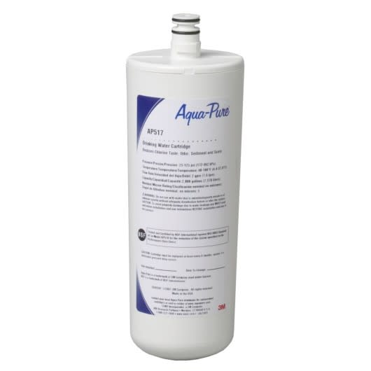 - AquaPure AP517 2 GPM Replacement Water, Sediment, and Scale Filter Cartridge