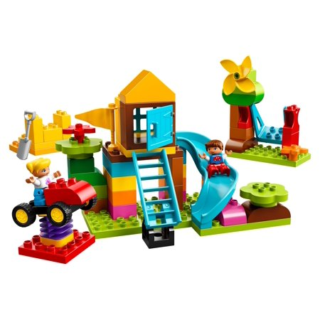 LEGO My First Large Playground Brick Box 10864