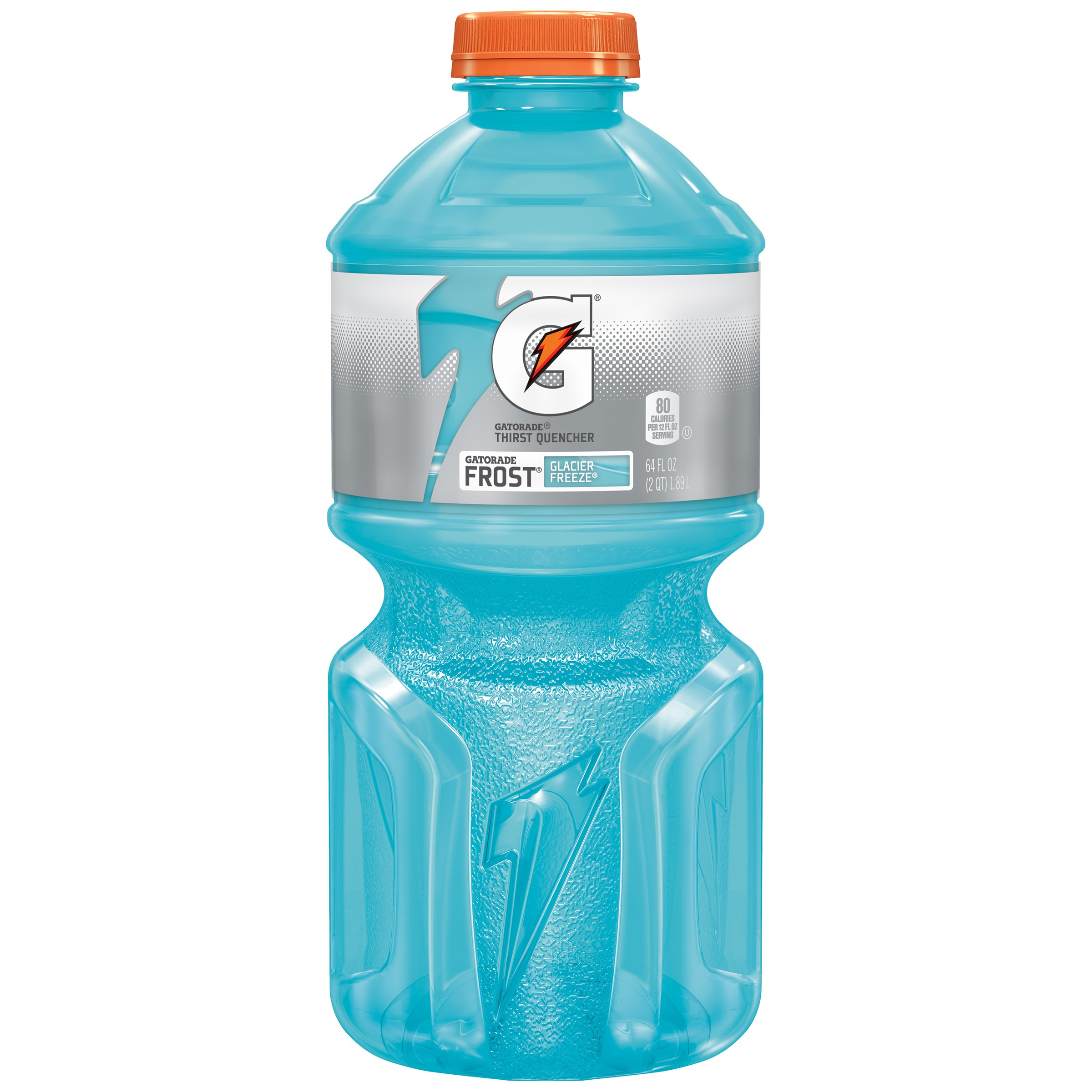 Gatorade G Frost Glacier Freeze Thirst Quencher Sports Drink, 64 Oz