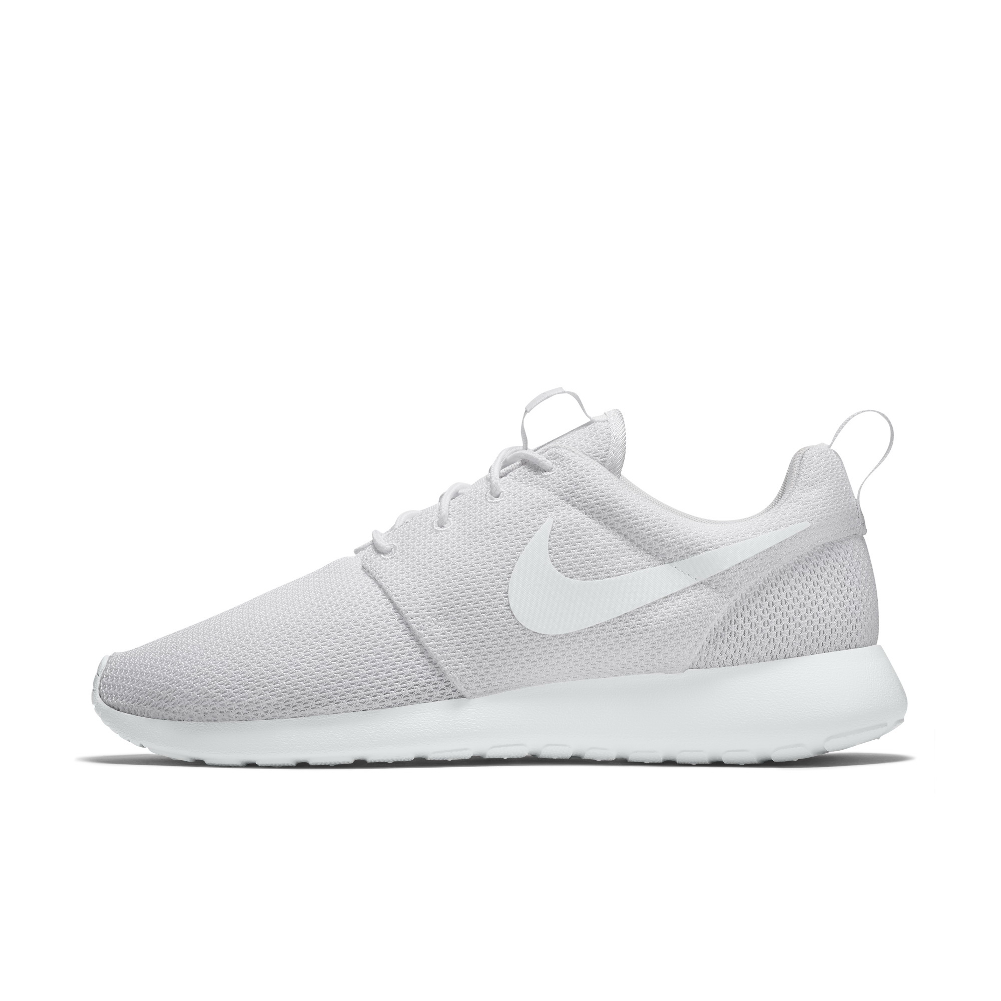 Nike Mens Roshe One Running Shoes White/White 511881-112 Size 10