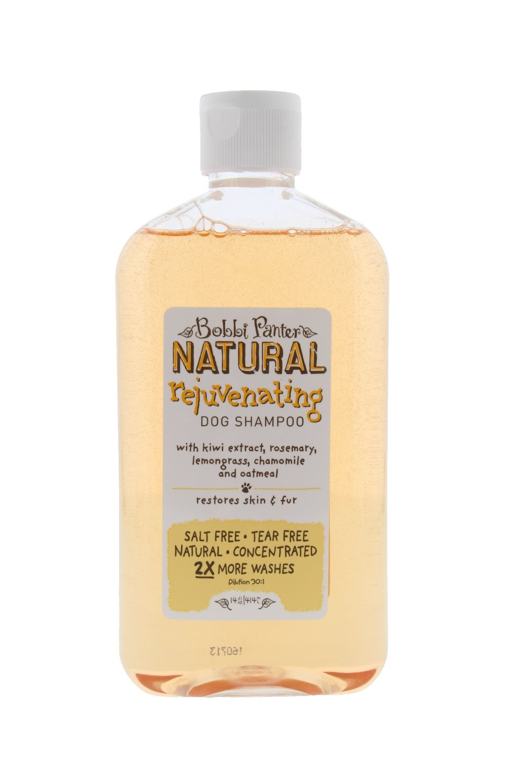 Bobbi Panter Pet Products 00016 Natural Line Dog Shampoo, Rejuvenating, 14-oz. by BOBBI PANTER PET PRODUCTS