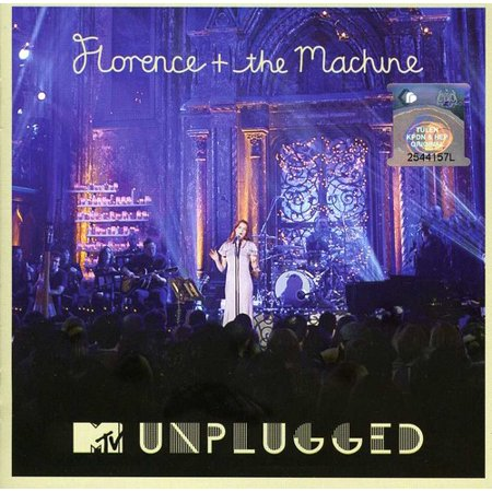Florence & the Machine - MTV Unplugged-a Live Album: Deluxe [CD]