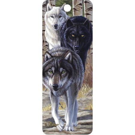 Leader of The Pack 3D Bookmark](3d Bookmark)