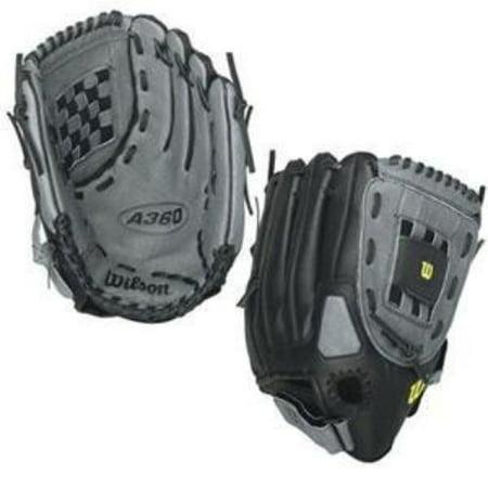 55afa9d0ead2a Wilson A360 Gaming Glove - Durable - Pigskin Leather