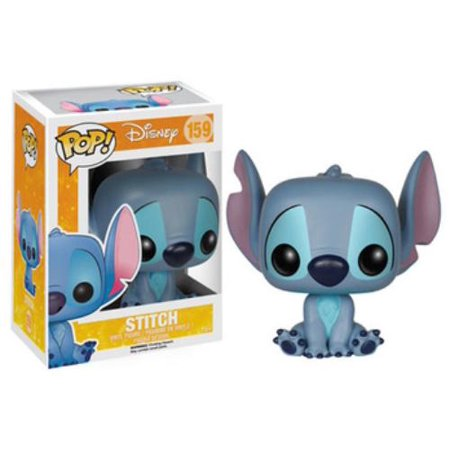 Seated Kuan Yin Statue - FUNKO POP! DISNEY: LILO & STITCH - STITCH SEATED