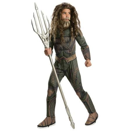 Justice League Aquaman Trident](Costume Trident)