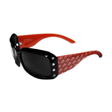NCAA Utah Utes Sports Team Logo Women's Designer Bling Sunglasses - image 1 of 1