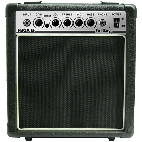 Fat Boy 15-Watt Guitar Amp