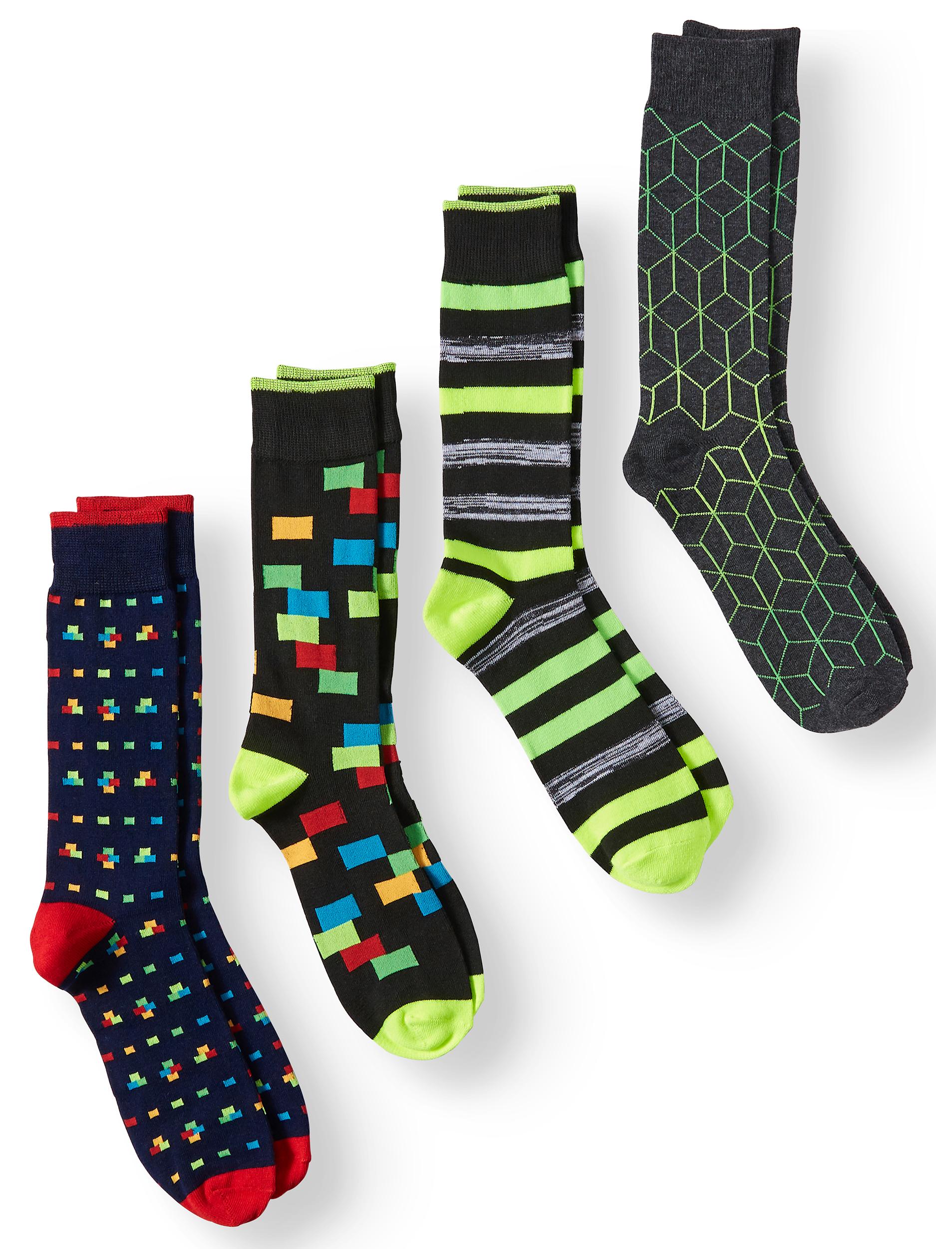Socks, Rugby Stripe Crew