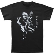 John Coltrane Men's  T-shirt Black