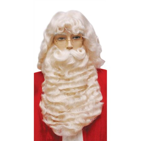 Scrooge Set Grey Wig Costume - image 1 de 1