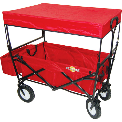 Folding Wagon With Top, Model # 900124