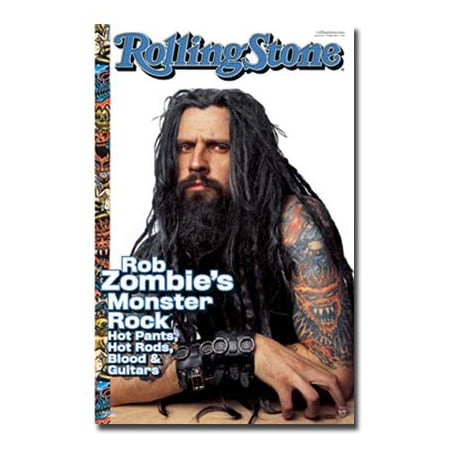 Rob Zombie Poster New 24x36](Rob Zombie Halloween 2 Poster)