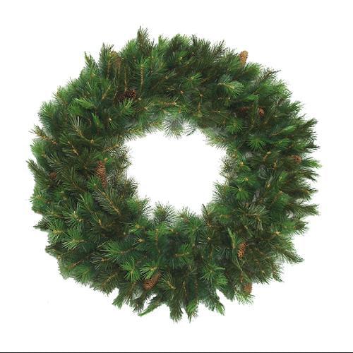Darice 36 in. Unlit Royal Oregon Pine Christmas Wreath